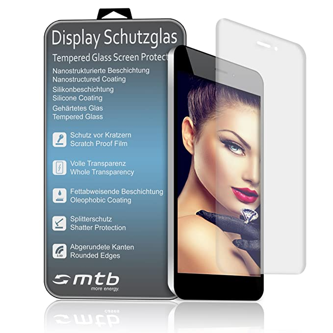 1 opinioni per mtb more energy Proteggi Schermo in Vetro temperato per Huawei Honor Enjoy 5