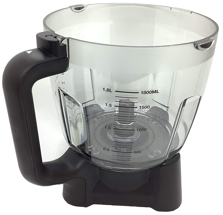 Ninja 64oz (8 Cup) Food Processor Bowl for Ultima Blender BL820 Only