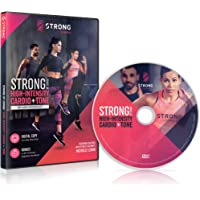 High Intensity Cardio & Tone 60 min Workout DVD Featuring Michelle Lewin