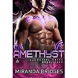 Amethyst: An Alien Warrior Romance (Elemental Mates Book 7)