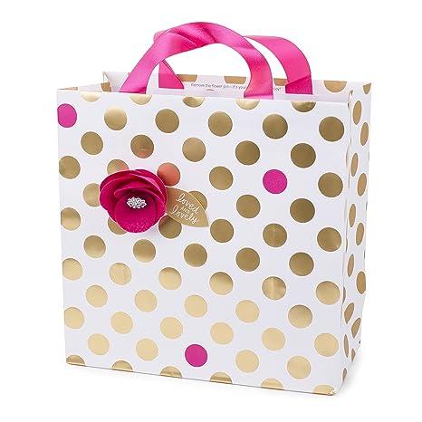Amazon.com: Hallmark Signature - Bolsa de regalo grande para ...