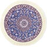 Oriental Rug Mouse Pad, SUPCOW Persian Style Carpet Mouse Mat for Office Gifts
