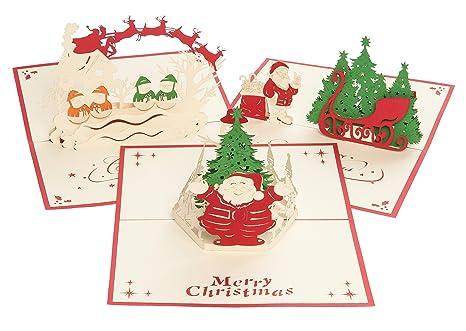 Auguri Di Buon Natale Ufficio.Biglietto Di Auguri Natalizi Da Regalo Di Buon Natale Con