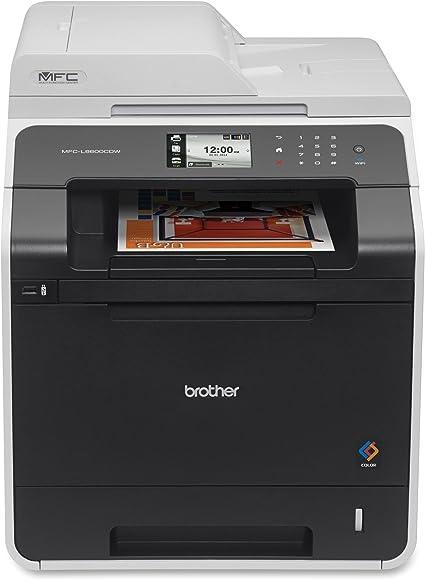 Amazon.com: Impresora Brother, MFCL8600CDW, inalá ...