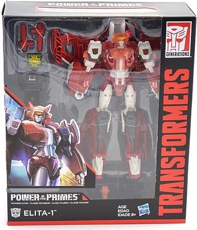 Transformers Generations Puissance des primes Alpha Trion Master Action Figure