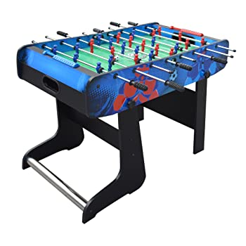 HATHAWAY Gladiator 48 in. Folding Foosball Table