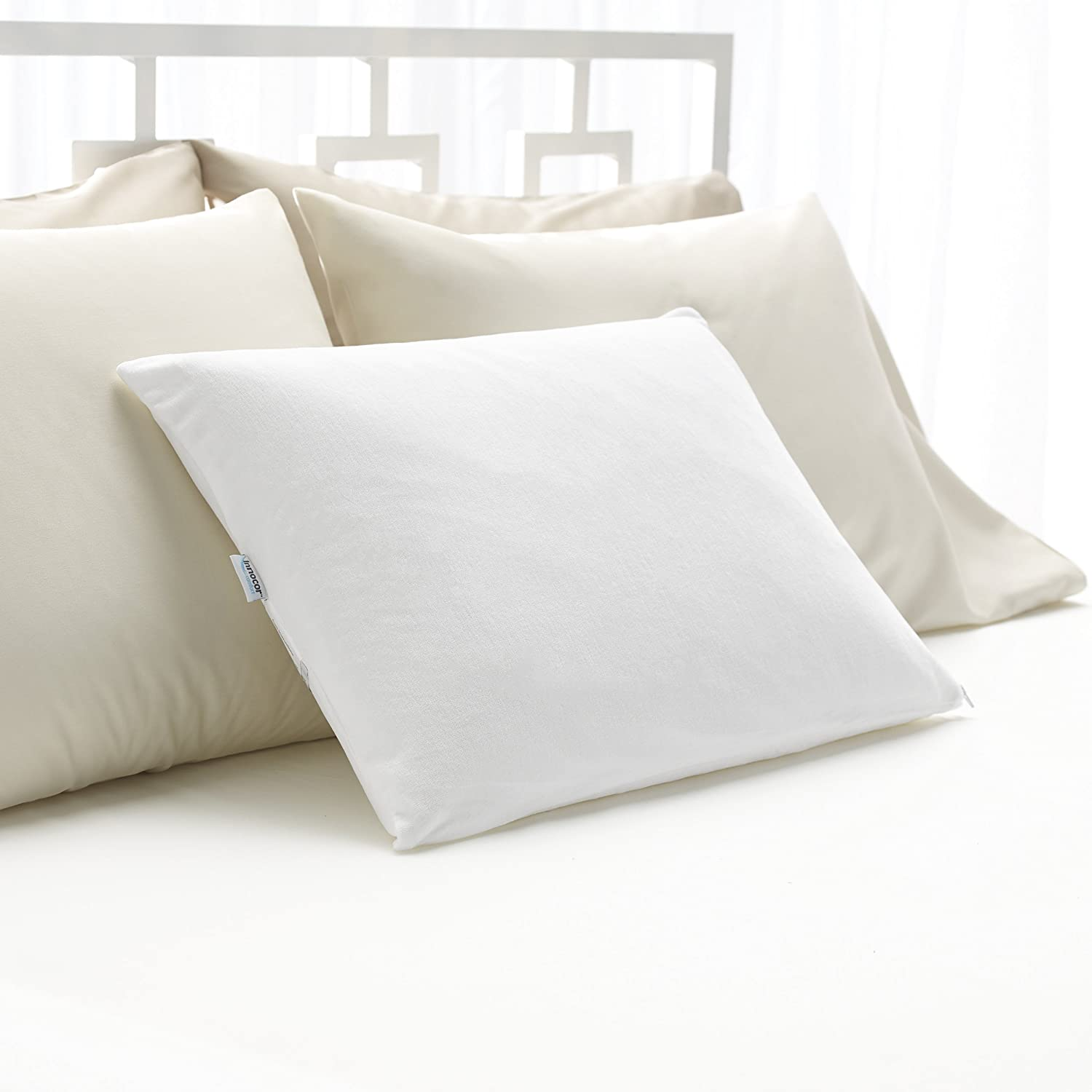 Sleep Innovations Memory Foam Classic Pillow, Standard