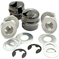 HD Switch Front Wheel Bearings Kit Replaces Husqvarna Craftsman Poulan Jonsered AYP 532009040 9040 9040H 121748X 121749X…