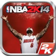 NBA 2K14 (Fire Edition)