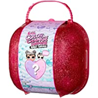 LOL Surprise Color Change Bubbly Surprise Pink with Exclusive Doll & Pet and 6 More Surprises Including Accessories for…