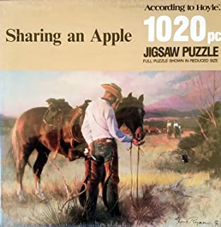 1020 Pc Puzzle Hoyle Products 8114 Puzzled By Trivia According to Hoyle..