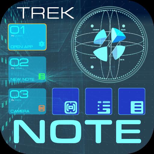 ✦ TREK ✦ Notes