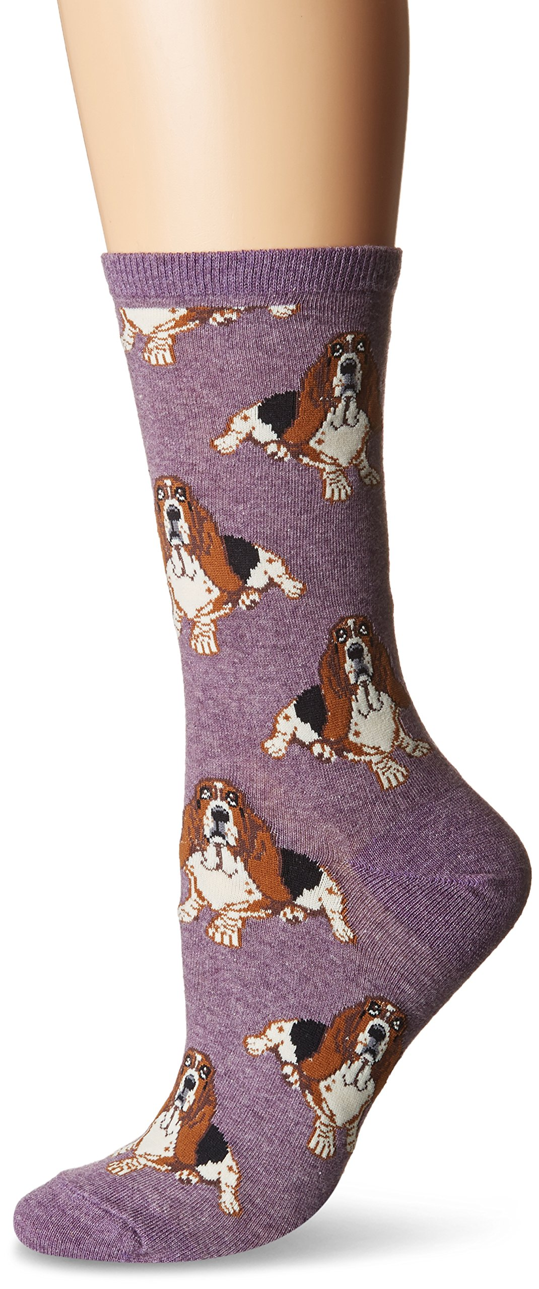 Socksmith Womens Nothing But A Hound Dog 1