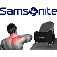 Samsonite Travel Neck Pillow for Car Car Neck Pillow Black
