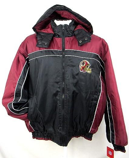 pretty nice 03aef 461ce Amazon.com: G-III Sports Mens Washington Redskins Full Zip ...