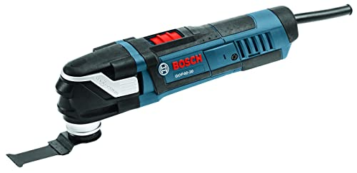 Bosch Oscillating Multi-Tool Review