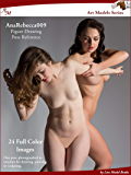 Art Models AnaRebecca009: Figure Drawing Pose Reference (Art Models Poses)