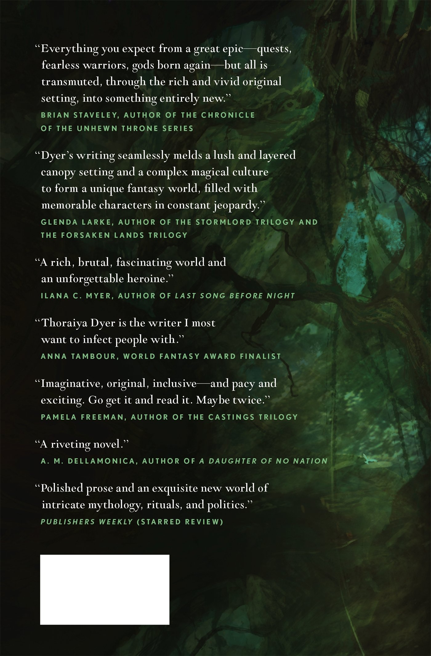 Crossroads Of Canopy: A Titan's Forest Novel: Thoraiya Dyer: 9780765385925:  Amazon: Books
