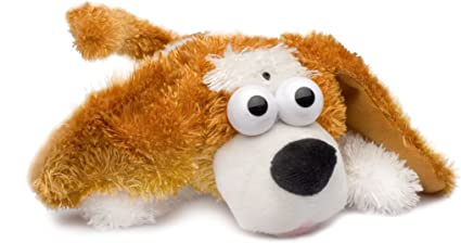 Amazon Com Roly The Laughing Dog Soft Toy Toys Games