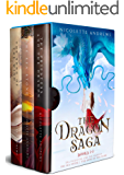 The Dragon Saga Books 1-3: The Priestess and the Dragon, The Sea Stone, The Song of the Wind (English Edition)