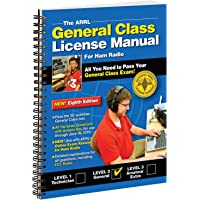 The ARRL General Class License Manual Spiral Bound