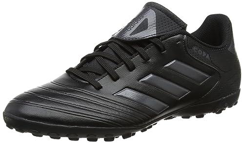 Adidas Copa Tango 18.4 TF, Zapatillas de Fútbol para Hombre, Negro (Cblack/Utiblk/Utiblk Cblack/Utiblk/Utiblk), 44 2/3 EU adidas