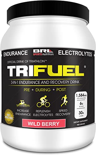 TRIFUEL Bcaa Powder