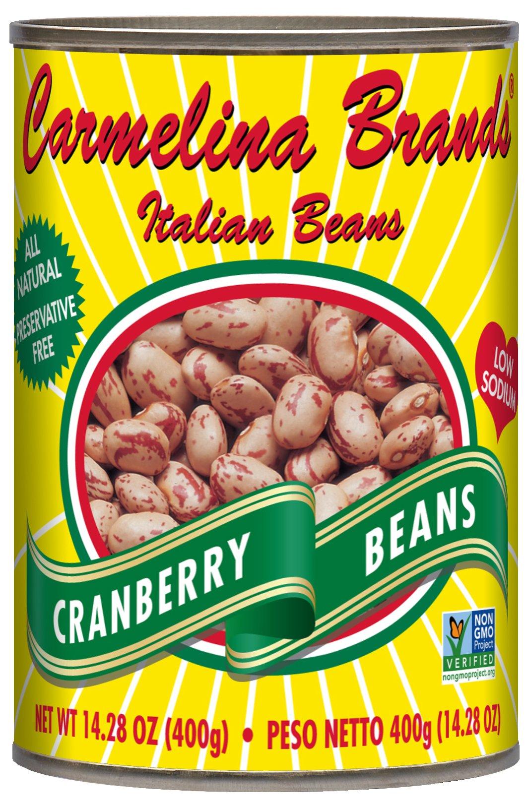 carmelina brands italian bianchi di spagna butter beans 14 28