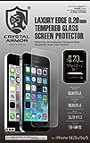 【iPhone SE】クリスタルアーマー®プレミアム強化ガラス for iPhone SE / 5s / 5c /5 (0.20mm ゴリラガラス)