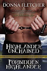 Highlander Unchained & Forbidden Highlander Kindle Edition