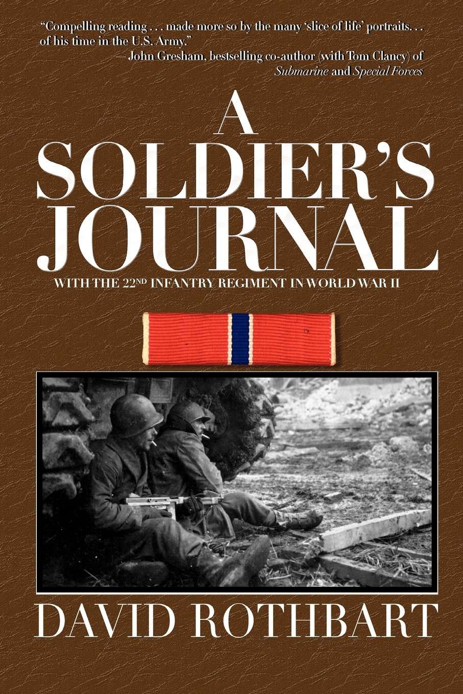 SOLDIERS JOURNAL:WITH THE 22ND ebook