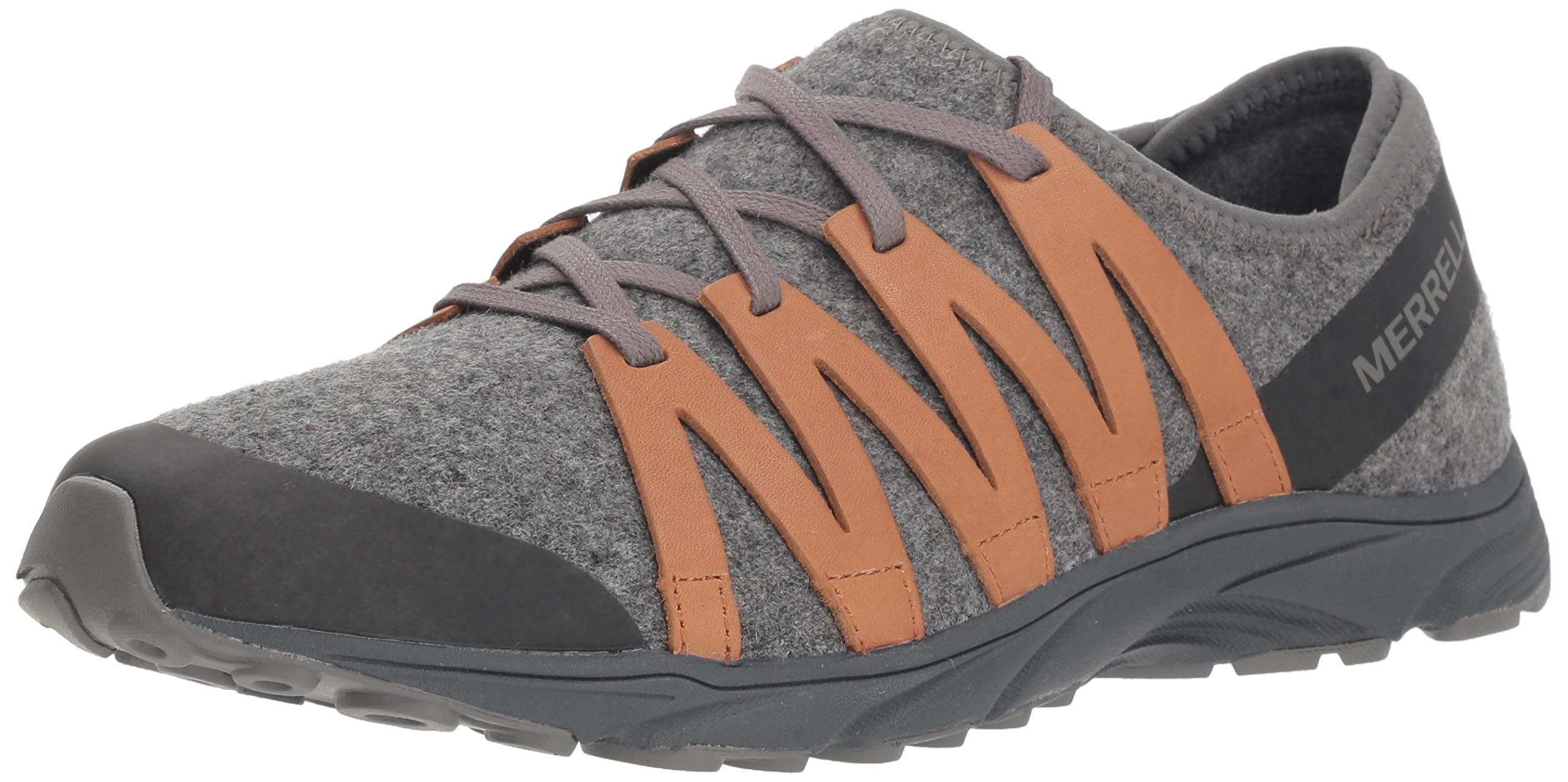 Merrell Women's Riveter Wool Sneaker Charcoal 11 M US