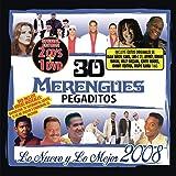 30 Merengues Pegaditos. Lo Nuevo y Lo Mejor 2008