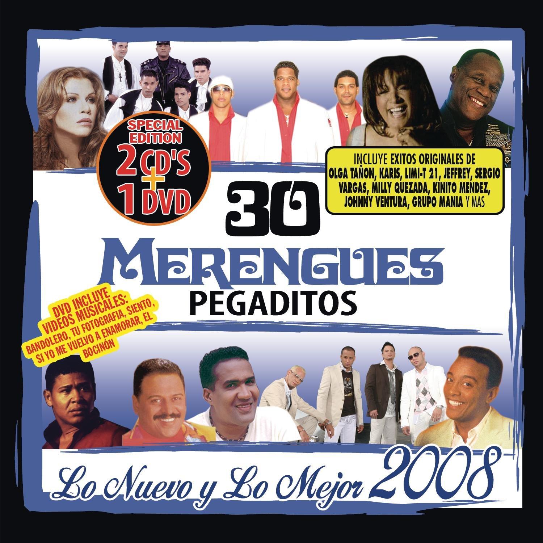 30 Merengues Pegaditos. Lo Nuevo y Lo Mejor 2008 by Sony U.S. Latin