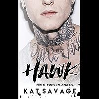 Hawk: A Bad Boy Single Mom Romantic Comedy (Men of Bird's Eye Book 1)