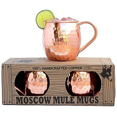 Morken Barware Moscow Mule Mugs