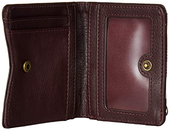 Amazon.com: Fossil RFID Mini - Cartera para mujer, talla ...