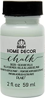 product image for FolkArt 36329 Home Decor Chalk Furniture & Craft Paint in Assorted Colors, 2 ounce, Seaside Villa