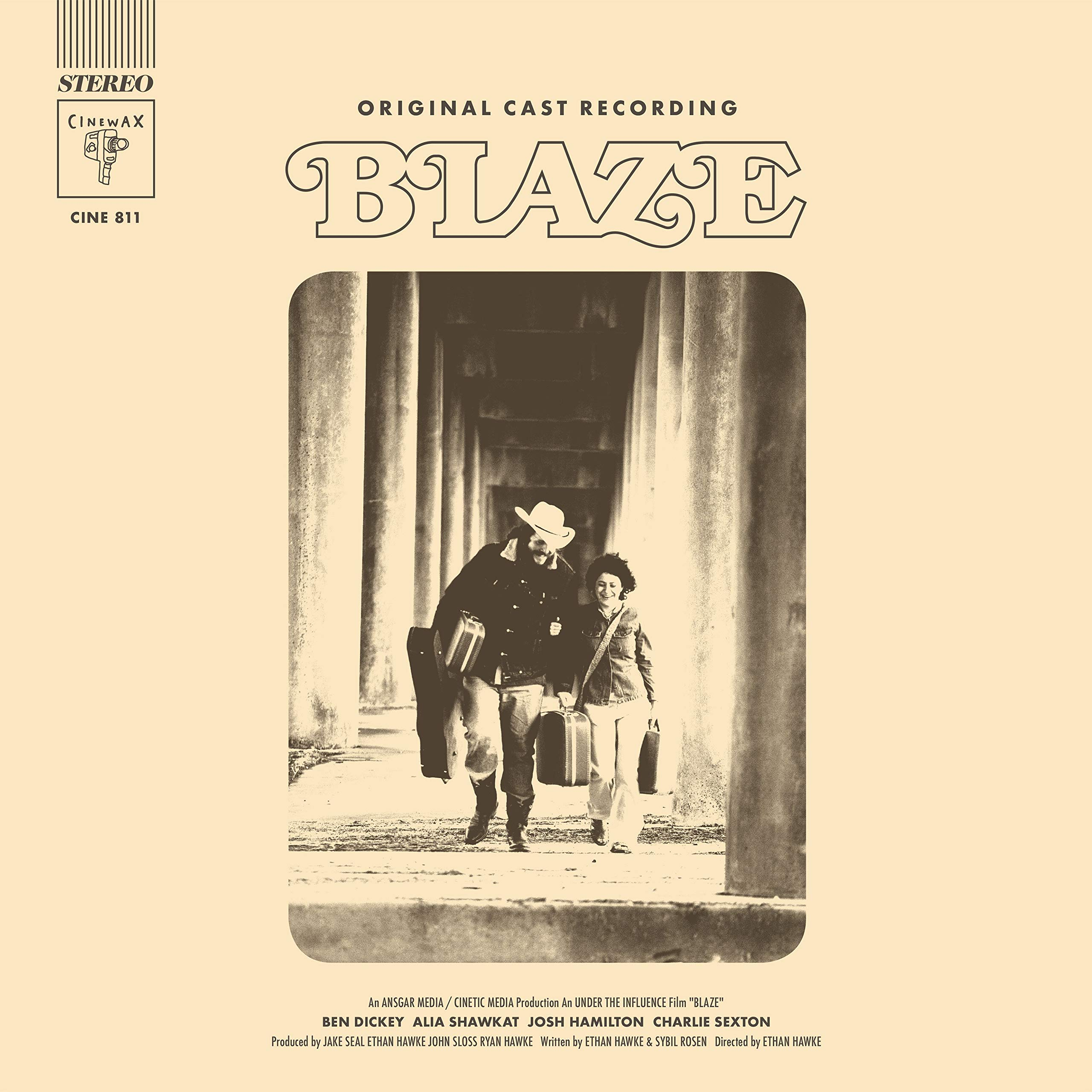 Blaze Original Cast Recording by Light in the Attic