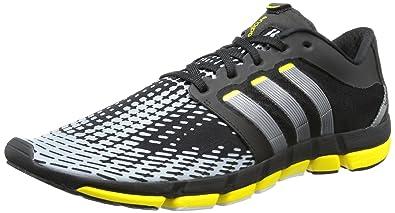 buy online 863fc 8c0d5 adidas adipure Motion M G65183, Herren Laufschuhe, Schwarz (Black 1  Neo  Iron