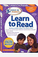 Hooked on Phonics Learn to Read - Level 3: Emergent Readers (Kindergarten | Ages 4-6)