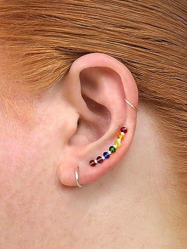 Which ear pierced gay cannot