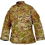 Tru-Spec 65/35 Polyester/Cotton Rip-Stop Tactical Response Shirts Multicam