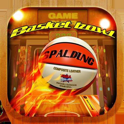 Skee Basket Ball PRO - Skee Ball Style Arcade Bowling Hoop Challenge