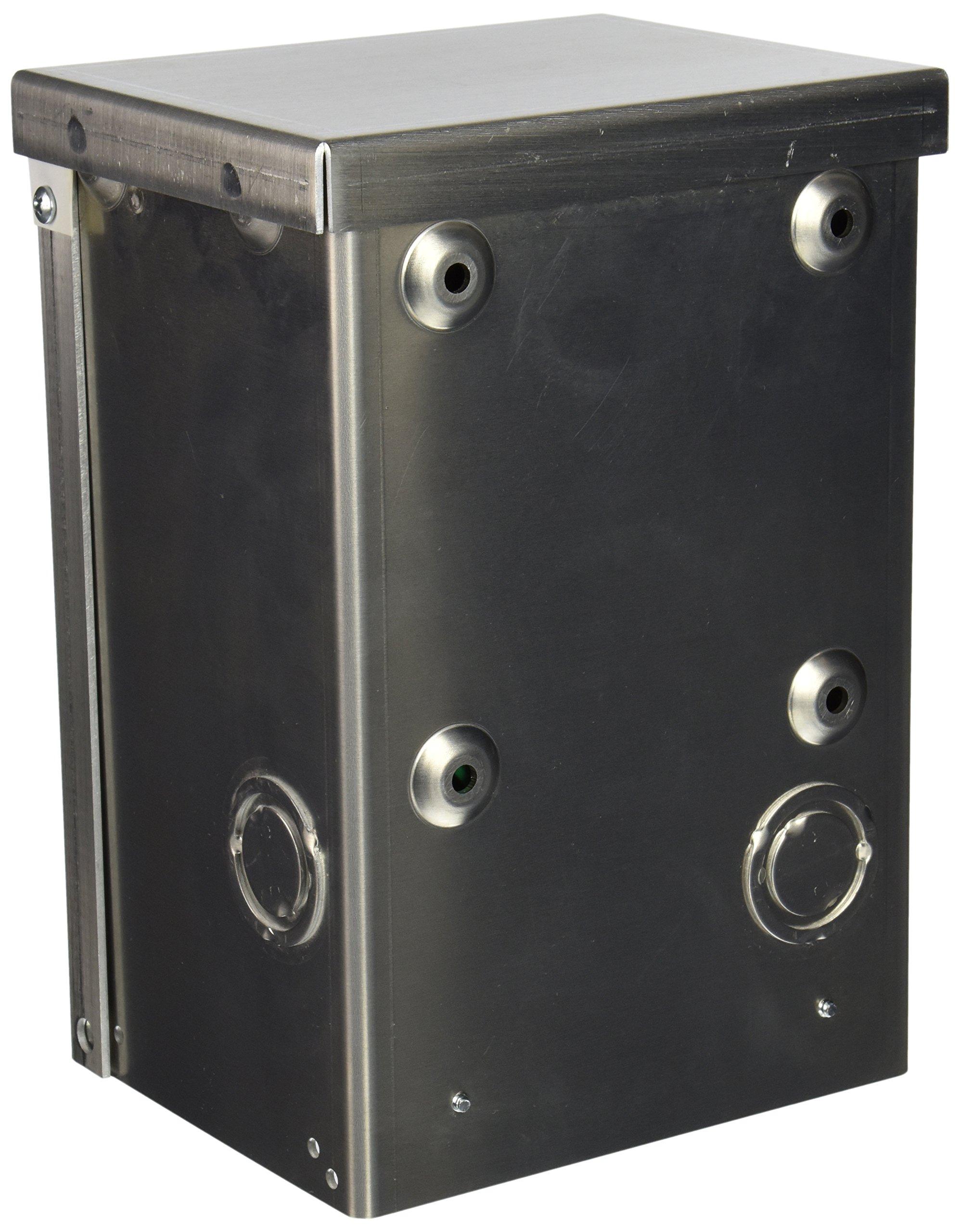 Generac 6375 15-Amp 125V Single-Circuit Outdoor Manual Transfer Switch for Maximum 7,500 Watt Generators by Generac (Image #2)