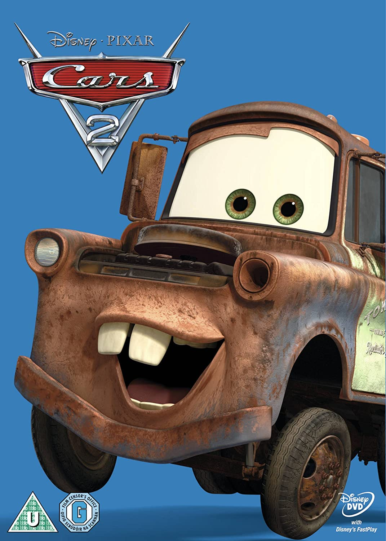 Amazon Com Cars 2 Dvd Limited Edition Uk Import Movies Tv