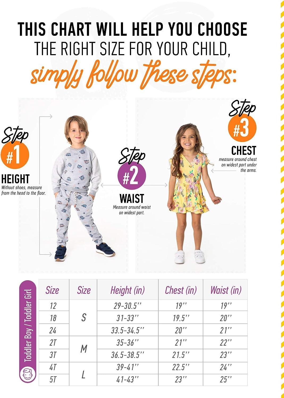 OFFCORSS Boys Colored Toddler Tank Tops Camisillas Camisetas Sin Mangas para Ni/ño