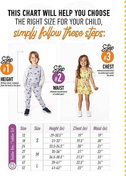 OFFCORSS Toddler Boy Joggers for Kids Pantalones Deportivos para Ni/ños