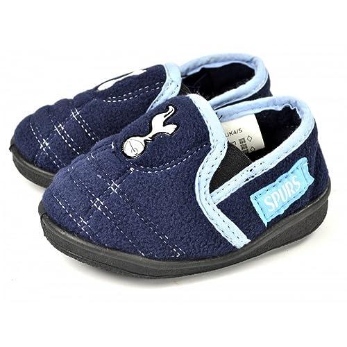Tottenham Hotspur FC Official - Pantuflas/Zapatillas de Andar por casa con cuña para niños