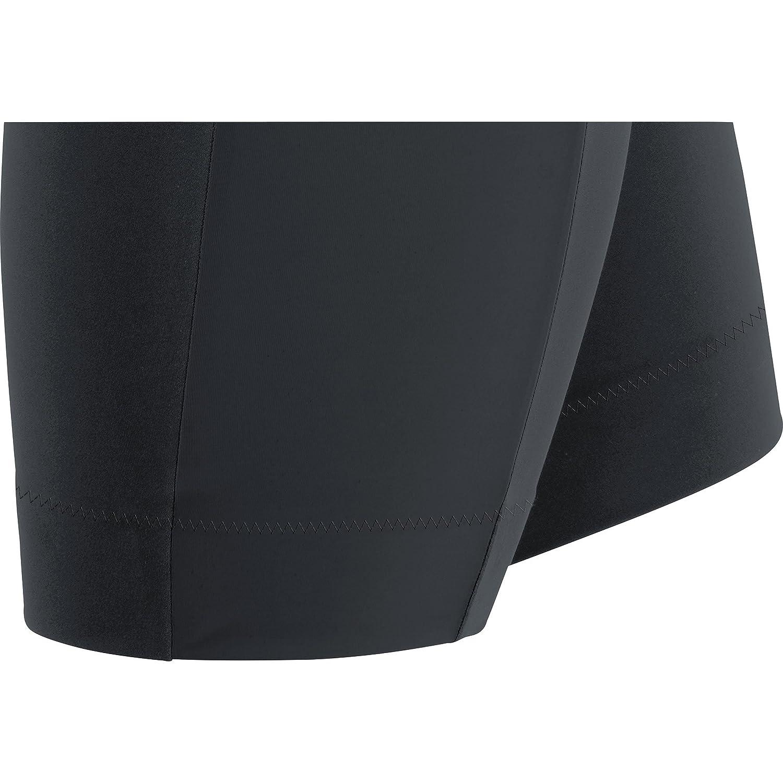 GORE Selected Fabrics Bib Tights short + Black Breathable Padded WELEME Size: S GORE BIKE WEAR Mens Short Bib Tights